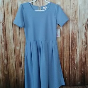 Medium Lularoe Amelia dress